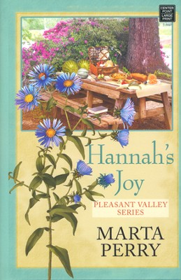 Hannah's Joy  -     By: Marta Perry