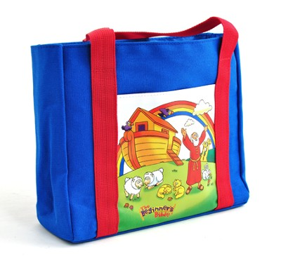 My First Church Bag Noah's Ark, Medium  -     By: Zondervan