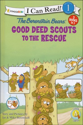 Berenstain Bears Good Deed Scouts to the Rescue  -     By: Stan Berenstain, Jan Berenstain & Mike Berenstain