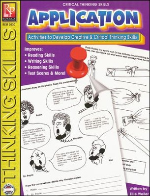 Critical Thinking: Application   -