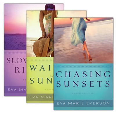 Cedar Key Series, Volumes 1-3  -     By: Eva Marie Everson