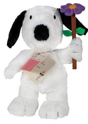 Snoopy Plush Toy  -