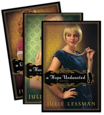 Winds of Change Series, Vols. 1-3   -     By: Julie Lessman