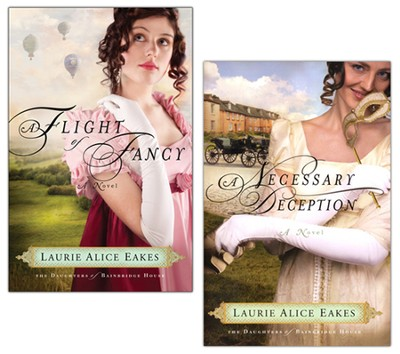 Daughters of Bainbridge Series, Vols. 1-2   -     By: Laurie Alice Eakes
