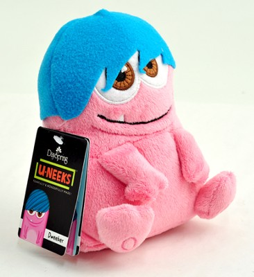 Dweeber Plush Toy, U-Neek Designs  -