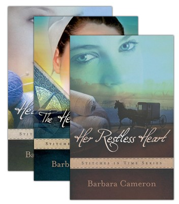 Stitches in Time, Volumes 1-3  -     By: Barbara Cameron