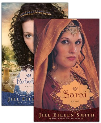 Wives of Patriarchs Series, Vols. 1-2   -     By: Jill Eileen Smith