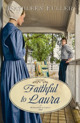 Faithful to Laura, Middlefield Family Series #2, Large Print   -     By: Kathleen Fuller