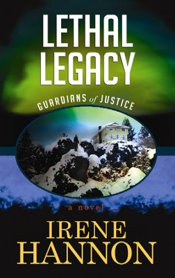 Lethal Legacy Large Print  -     By: Irene Hannon
