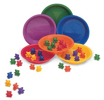 Baby Bear Sorting Set  -     By: Homeschool