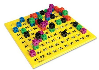 Hundreds Number Board, Ages 5-7   -     By: Homeschool