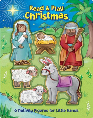 Read & Play Christmas  -     By: Kristina Fenimore (Illustrator)     Illustrated By: Kristina Fenimore