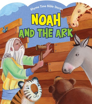 Noah and the Ark  -     By: Connie Morgan Wade, Diane Stortz     Illustrated By: Laura Ovresat