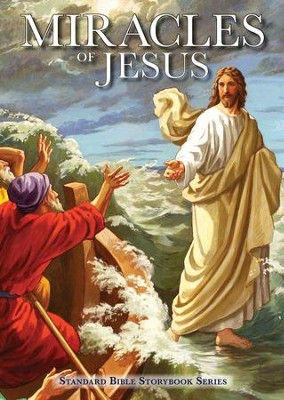 Miracles of Jesus  -     By: Carolyn Larsen