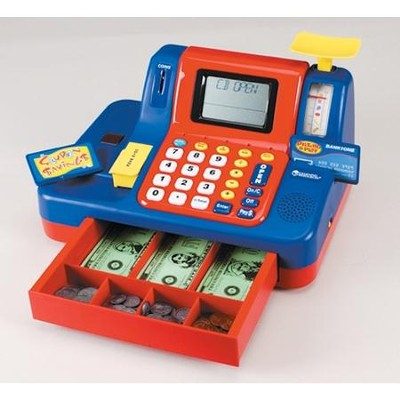 Teaching Cash Register   -