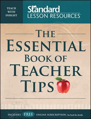 The Essential Book of Teacher Tips: 52 Articles with More Than 150 Ideas  -