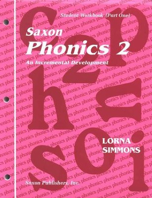 Saxon Phonics 2, Student Workbooks   -
