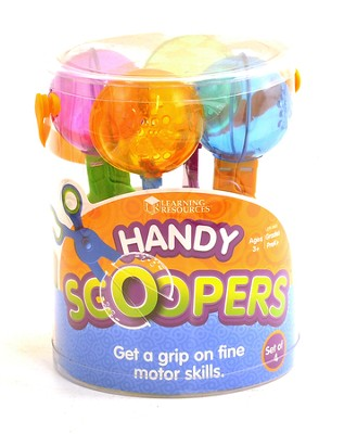 Handy Scoopers (Set of 4)   -