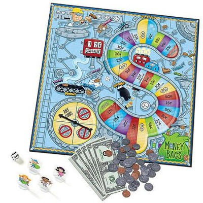 Money Bags A Coin Value Game   -