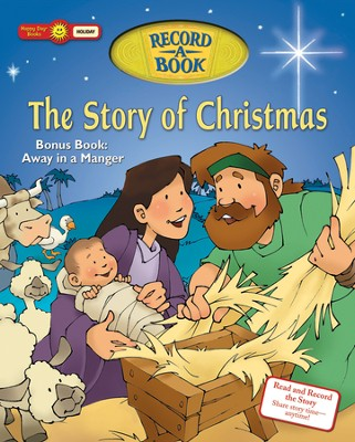 The Story of Christmas Record-A-Book  -     By: Illustrated by Norma Garris & Terry Julien     Illustrated By: Norma Garris, Terry Julien