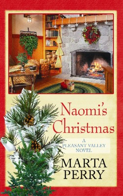 Naomi's Christmas Large Print  -     By: Marta Perry