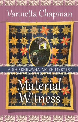 Material Witness Large Print  -     By: Vannetta Chapman