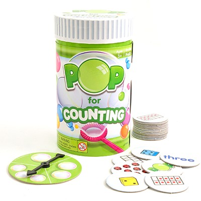 POP for Counting Game   -