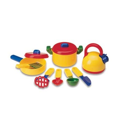Pretend & Play Cooking Set   -