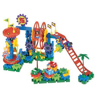 Gears! Gears! Gears! &#174 Dizzy Fun Land Building Set   -