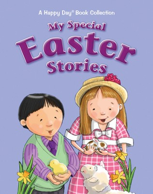 My Special Easter Stories  -     By: Standard Publishing