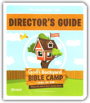 Under the Sun VBS: Director's Guide  -
