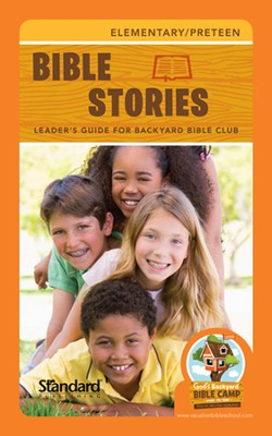 Under the Sun Bible Stories Leader's Guide -  Elementary/Preteen  -