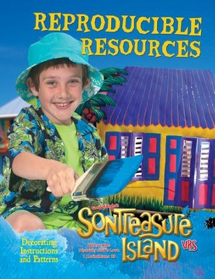 VBS 2014 SonTreasure Island- Reproducible Resources  -