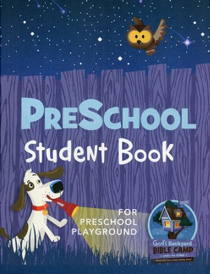 Under the Stars VBS: Preschool Student Book  -