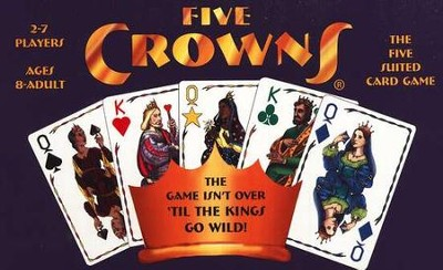Five Crowns Card Game   -