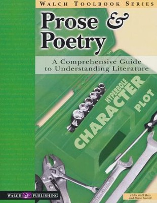 Prose & Poetry: A Comprehensive Guide to Understanding Literature  -     By: Helen Ruth Bass, Diane Morrill
