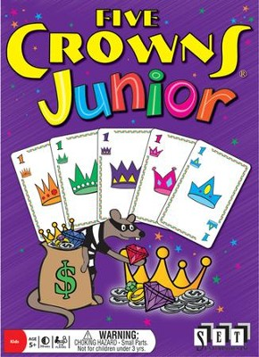 Five Crowns Junior Game   -