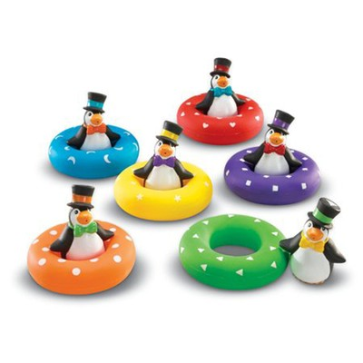 Smart Splash Color Play Penguins  -