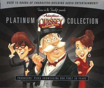 Adventures in Odyssey ® Platinum Collection  -