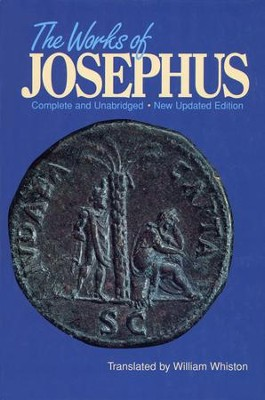 The Works of Josephus, One-Volume Edition, Slightly Imperfect   -     By: William Whiston