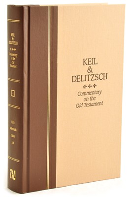 Ezra-Job: Keil & Delitzsch Commentary on the Old Testament  -     By: C.F. Keil, F. Delitzsch
