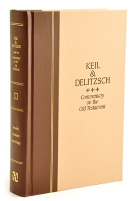 Keil & Delitzsch Commentary on the Old Testament, Volume 6: Proverbs, Ecclesiastes, Song of Songs  -     By: C.F. Keil, F. Delitzsch