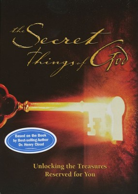The Secret Things of God, DVD   -     By: Dr. Henry Cloud