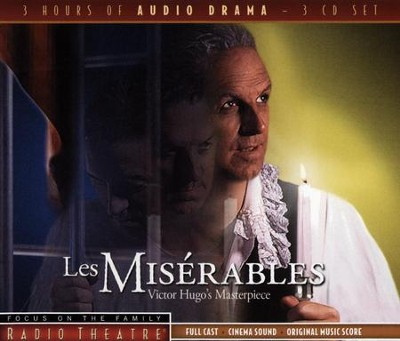 Radio Theatre: Les Miserables   -     By: Victor Hugo