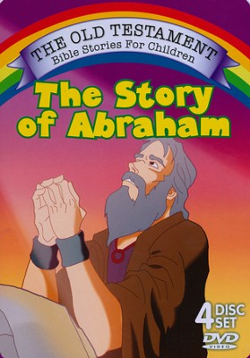 The Story of Abraham 4 DVD Set   -