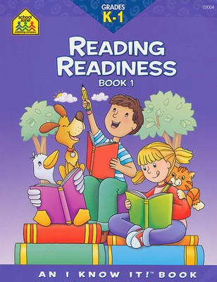 Reading Readiness, Book 1-Grades K-1   -