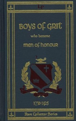 Boys of Grit Who Became Men of Honour (Volume 1)  -     By: Archer Wallace