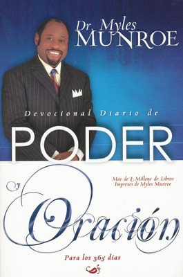 Devocional Diario de Poder y Oración  (Daily Power & Prayer Devotional)  -     By: Myles Munroe
