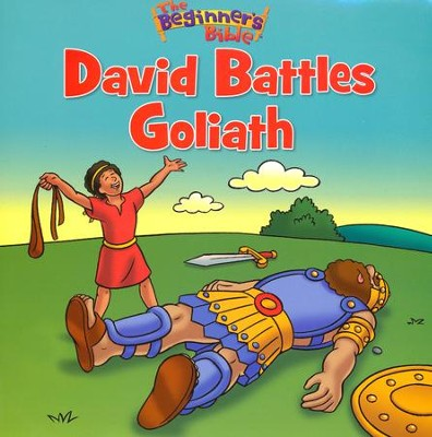 David Battles Goliath  -     By: Zondervan