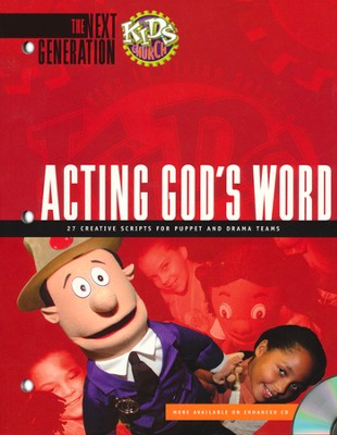 Who's Who: Acting God's Word   -